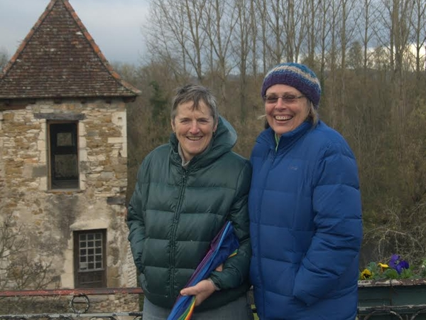 Fiona & Nadine from Beaulieu-sur-Dordogne, France
