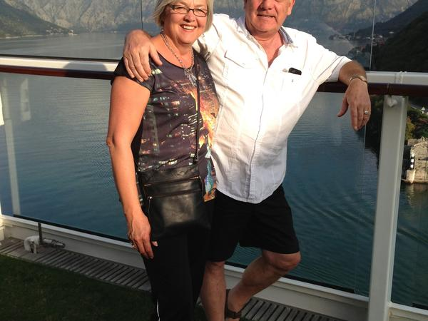 Gil & Evelyn from Morden, Manitoba, Canada