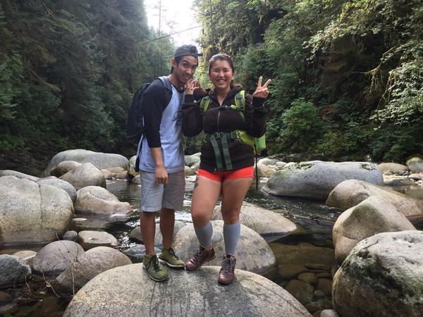 Omar & Ki-jeong jenny from Burnaby, British Columbia, Canada