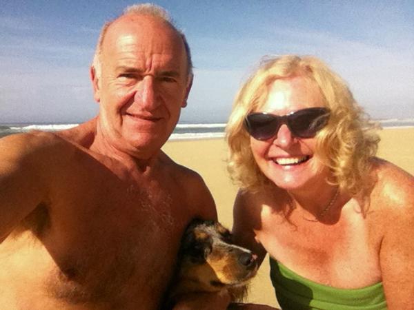 Stan & Christine from Ramouzens, France