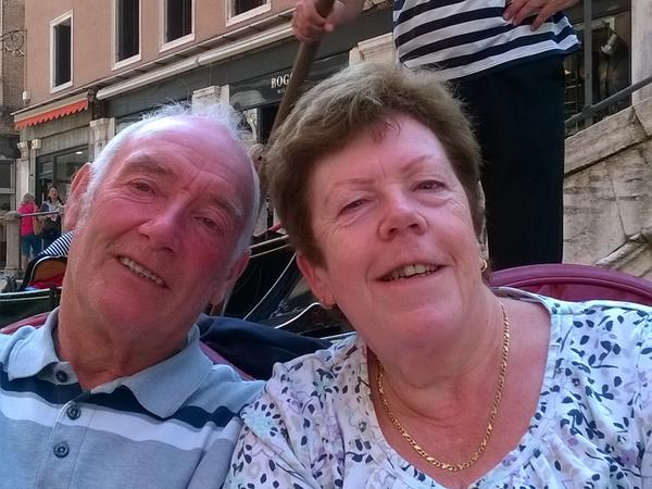 Yvonne & Roger from Croydon, United Kingdom