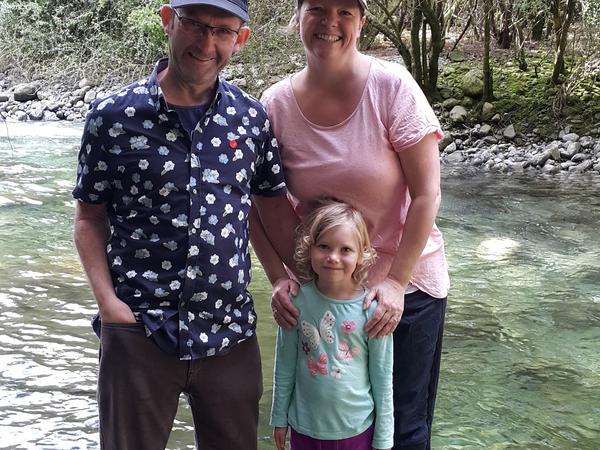 Jennifer & Jason from Takaka, New Zealand