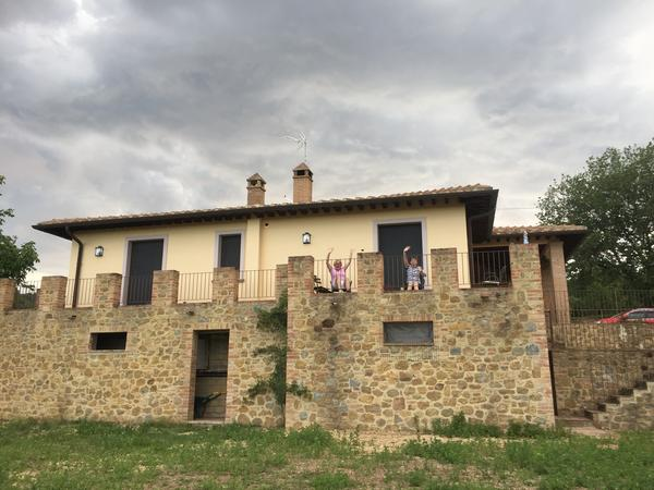 Housesitting assignment in Montepulciano, Italy
