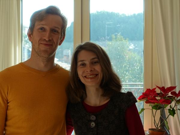 Elena & Alexander from Rimini, Italy