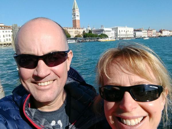 Mark & Fiona from Glossop, United Kingdom