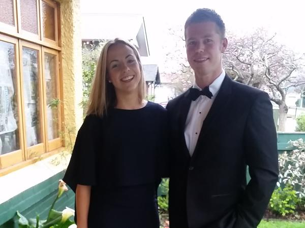 Liam & Anna from Palmerston North, New Zealand