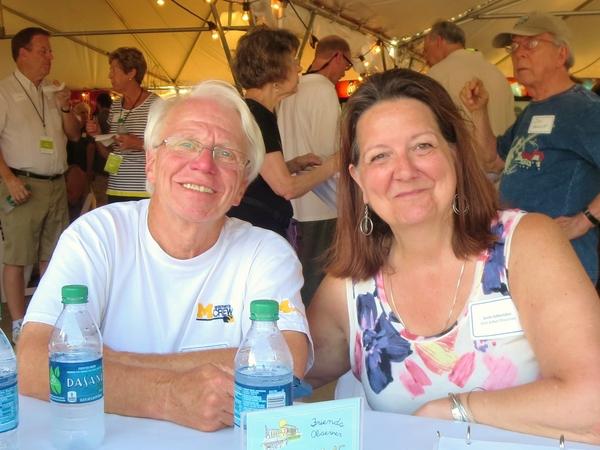 Josie & Conrad from Ann Arbor, MI, United States