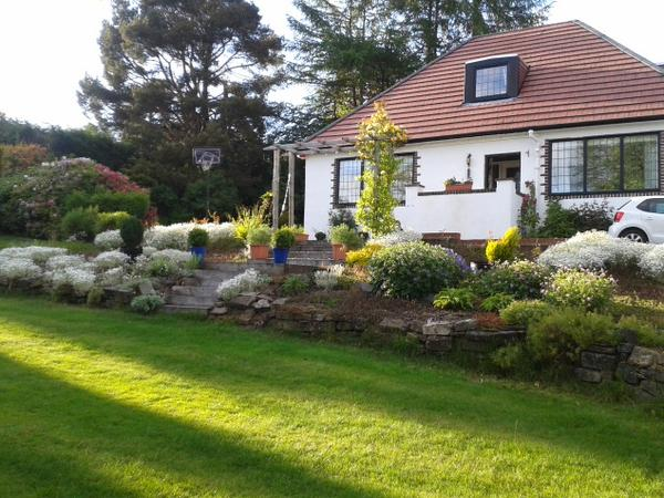 Housesitting assignment in Blanefield, United Kingdom
