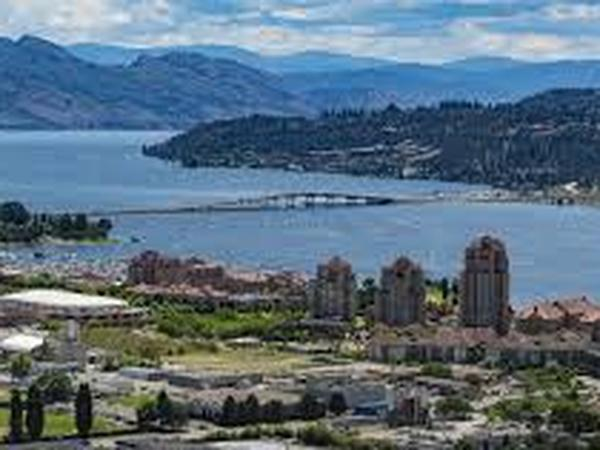 Housesitting assignment in Kelowna, BC, Canada