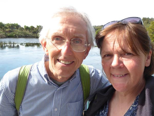 Allan & Wendy from Daylesford, VIC, Australia