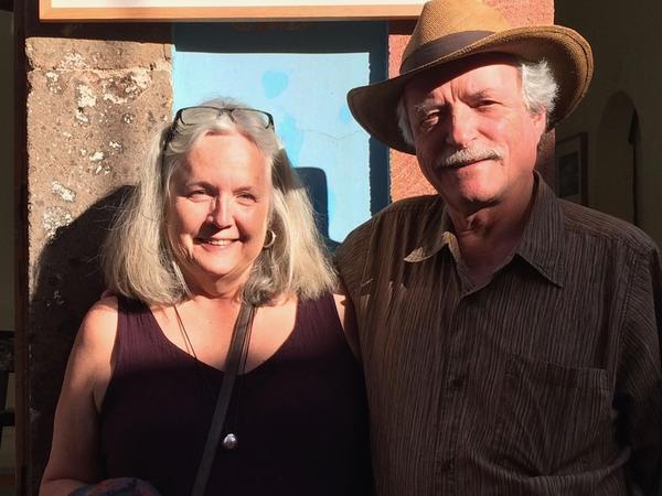 Robin & Karyn from Whitehorse, Yukon, Canada