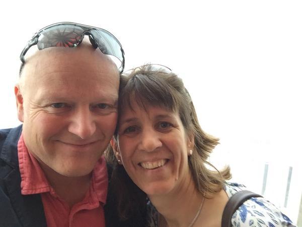 Helen & David from Dubai, United Arab Emirates