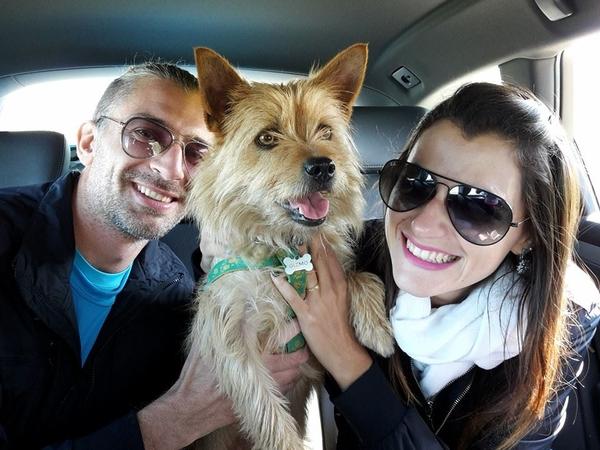 Natalie & Robson from Milano, Italy