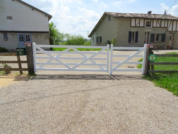 Housesitting assignment in Lauzun, France