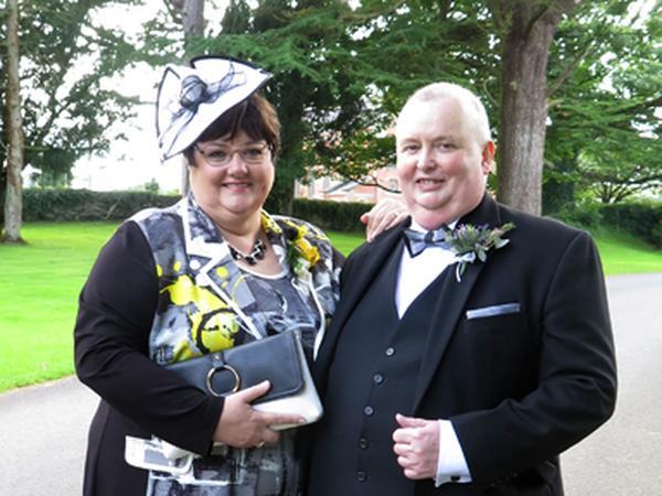 Claire & Cornelius from Londonderry County Borough, United Kingdom