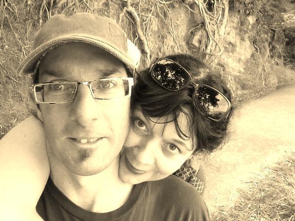 Annette & Jean-paul from Tauranga, New Zealand