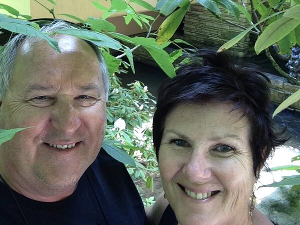 Robert & Robyn from Echuca, VIC, Australia