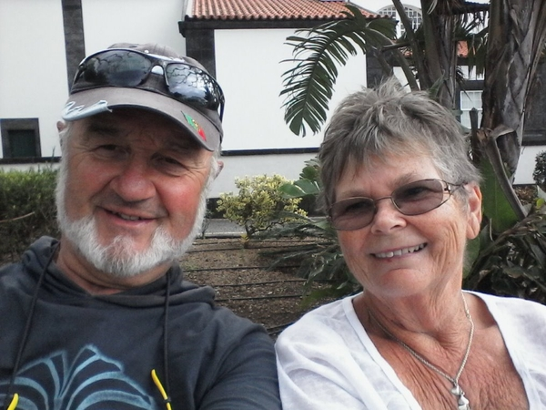 King & Linda from Tauranga, New Zealand