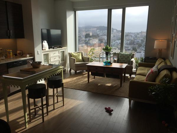 Need corgi dog sitter for new, luxury SF high rise