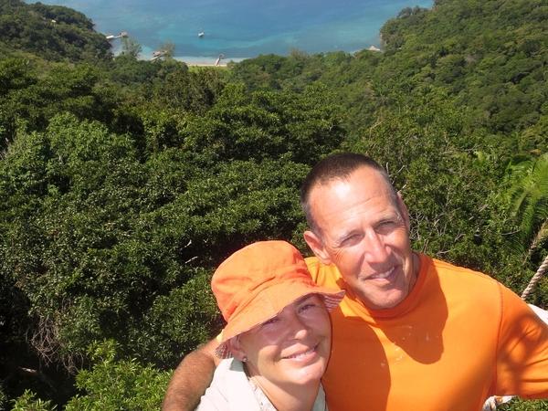 Douglas & Meyka from Rio Dulce, Guatemala