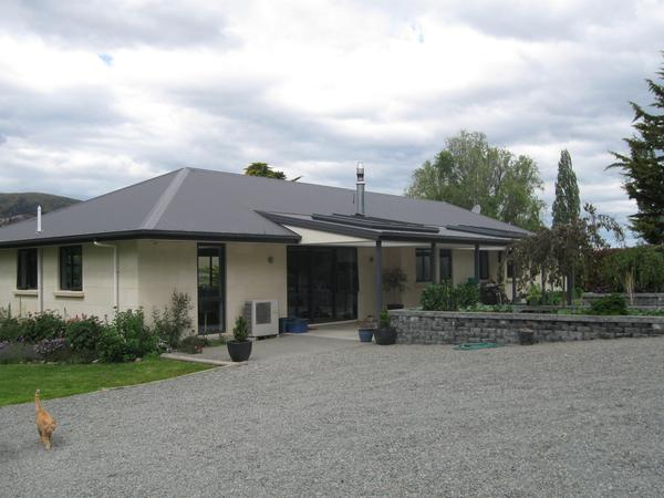 Housesitting assignment in Fairlie, New Zealand