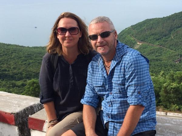 Lisa & Darren from Brisbane, QLD, Australia