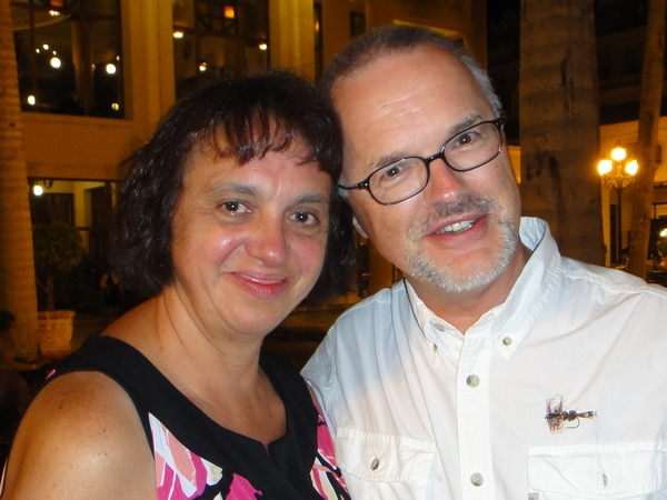 Susan & Rainer from Houston, TX, United States