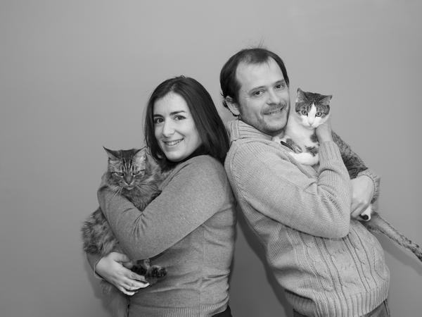 Victor & miriam & Miriam from Zaragoza Centro, Spain