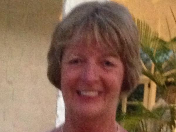 Sue from Reading, United Kingdom