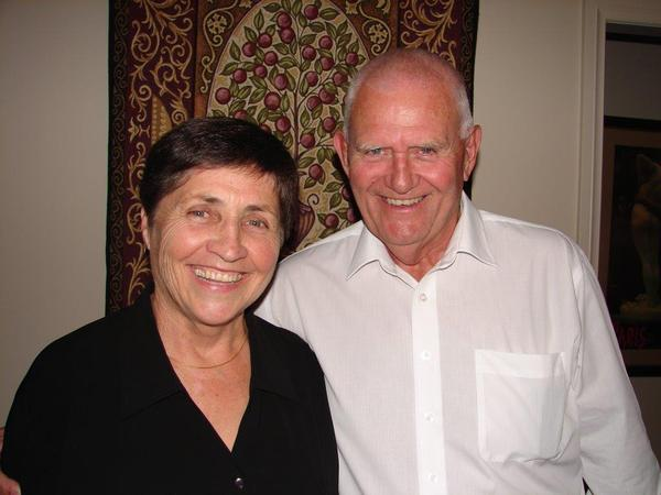Heather & Keith from Toowoomba, Queensland, Australia