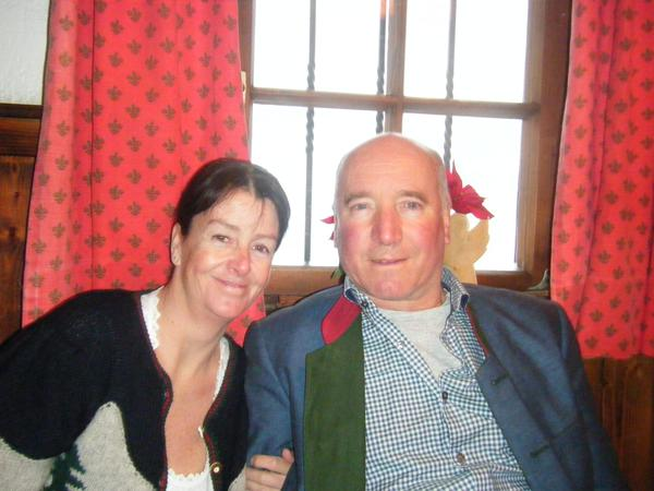 David & Sarah from Haywards Heath, United Kingdom