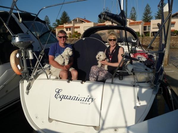 Elizabeth & Len (dr) from Belair, SA, Australia