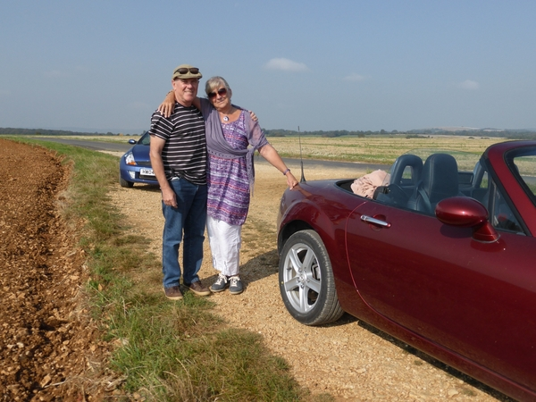 Alison & Frank from Newport, United Kingdom