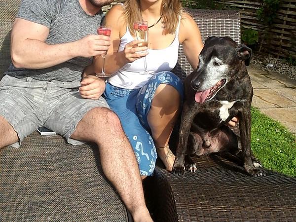 Emma & Owen from Llanelli, United Kingdom