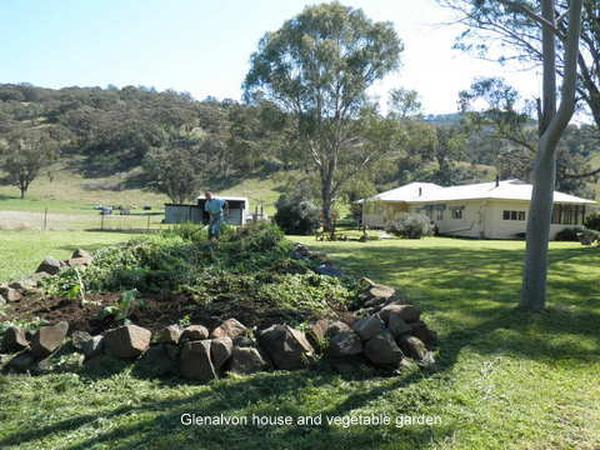 Housesitting assignment in Cassilis, New South Wales, Australia