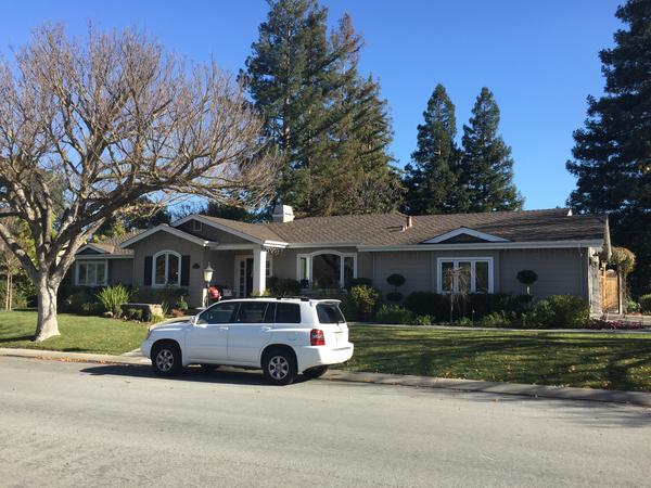 Beautiful SF Bay/Silicon Valley Area Home with 2 Sweet Pets - 2.5 wks late Jan 2017