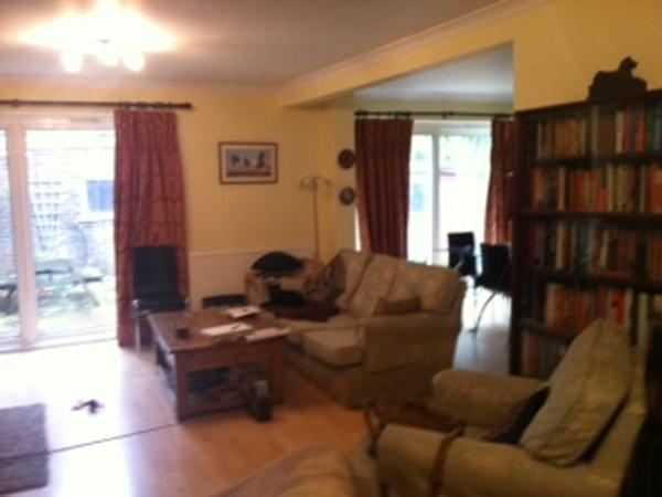 I require a house-sitter for my Buckinghamshire house and pets for April