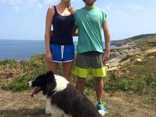Andoni & Miya from Twizel, New Zealand