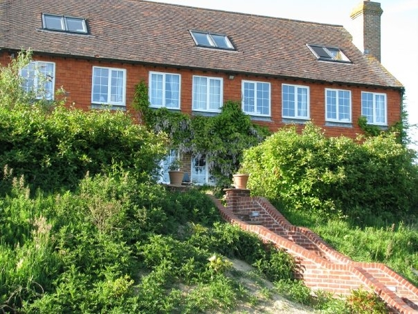 Country smallholding with pool & hot tub in beautiful East Sussex