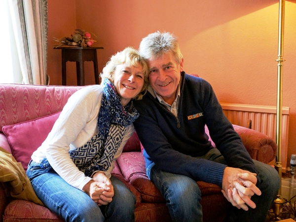 Caroline & Guy from Ledbury, United Kingdom