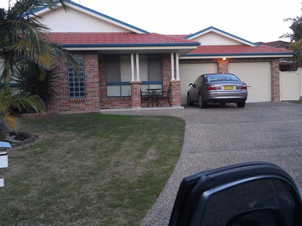 Housesitting assignment in South West Rocks, New South Wales, Australia