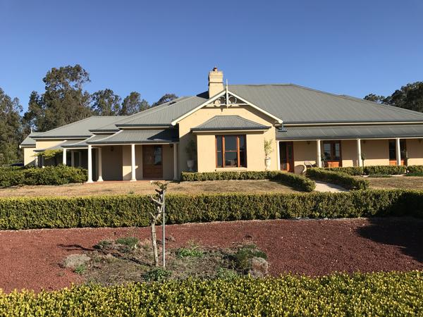 Housesitting assignment in Oakhampton, New South Wales, Australia