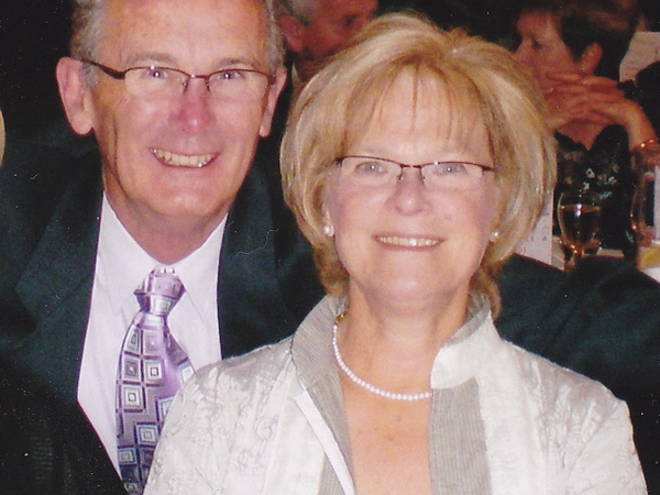 Denise & Gerry from Raymond Terrace, New South Wales, Australia