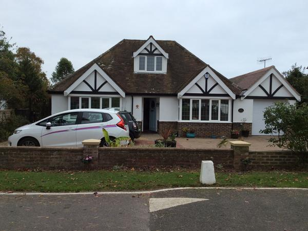 Housesitting assignment in Rustington, United Kingdom