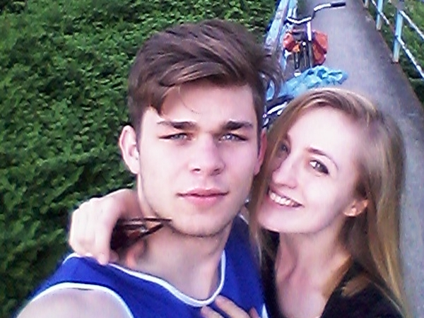Daniel & Klaudia from Dresden, Germany