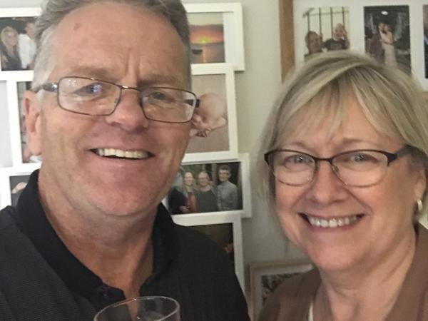 Rachelle & Phil from Berwick, Victoria, Australia