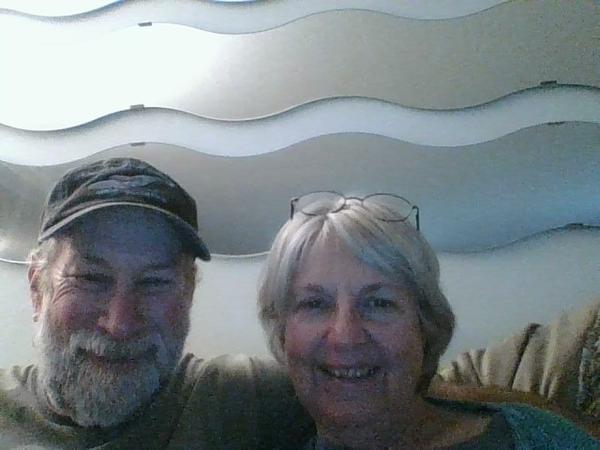 Phyllis & Alan from Ashland, Oregon, United States