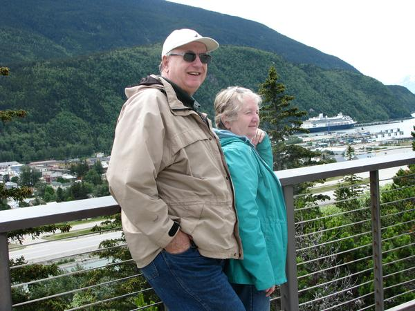 Mary & Michael from Embrun, Ontario, Canada