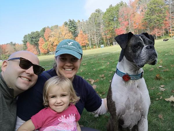 Katie & joe & Joe from Topsham, Maine, United States