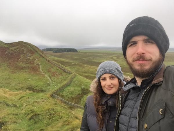 Kim & Jamie from Dunfermline, United Kingdom